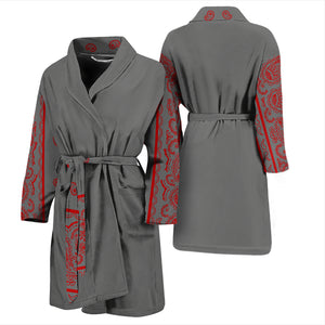 bandana style robe for men