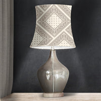 cream white lampshade