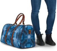 retro tie dye travel bag