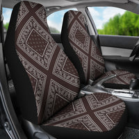Coffee car seat cover