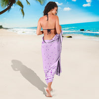 Light Purple Bandana Sarong