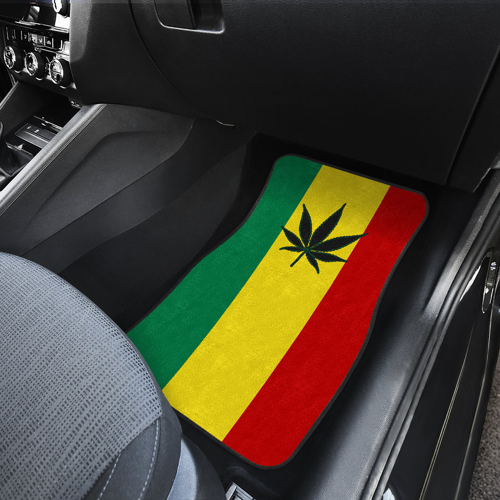 Rasta 420 Car Floor Mats Set of 4