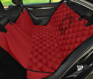 red auto seat covers for dogs