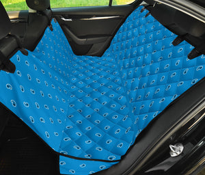 blue back seat cover for pets