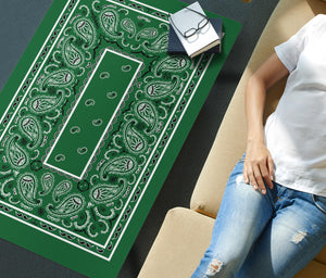 Green Bandana Coffee Table
