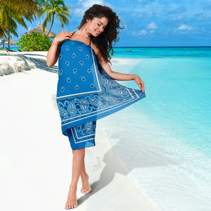 Bandana Beach Coverup