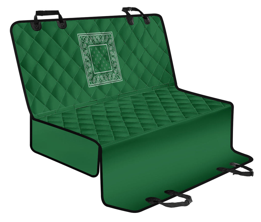 green auto back seat covers for pets