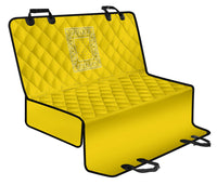 yellow per seat covers for dogs
