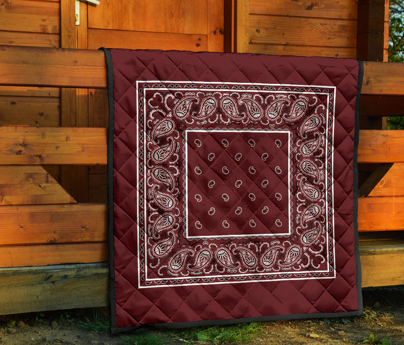 Red Bandana Quilts