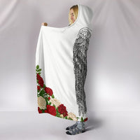 Ultimate Angels and Roses Hooded Blanket