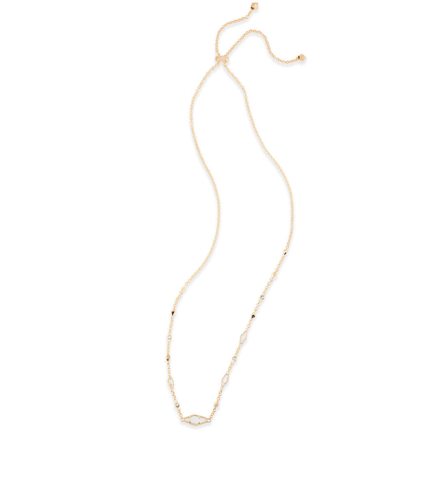 Kendra Scott Debra Choker Necklace In Gold