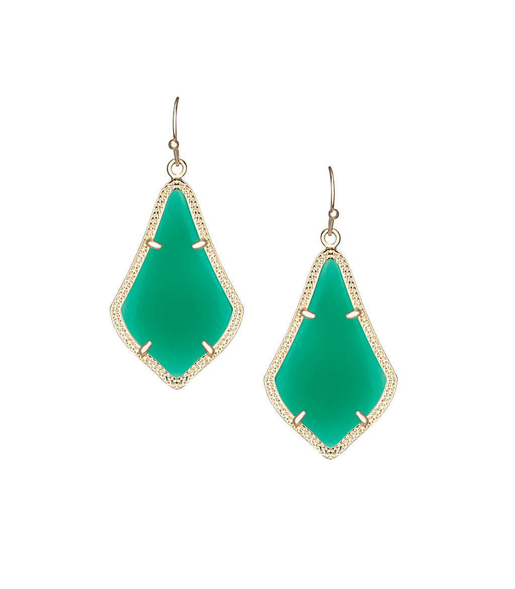 green classic classics website and jadeearrings black coin official earrings designer rose diamond product gold roberto category us with jade agate