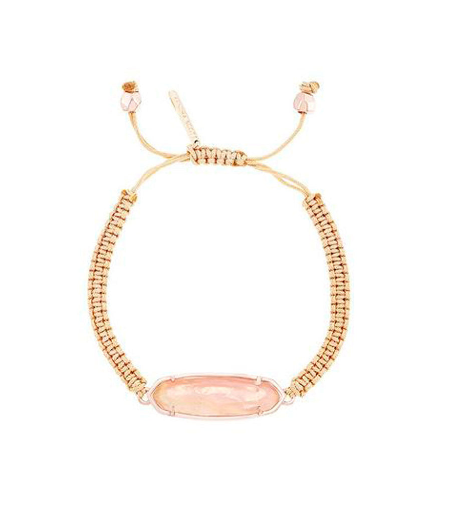 Kendra Scott Lyla Bracelet in Peach Illusion
