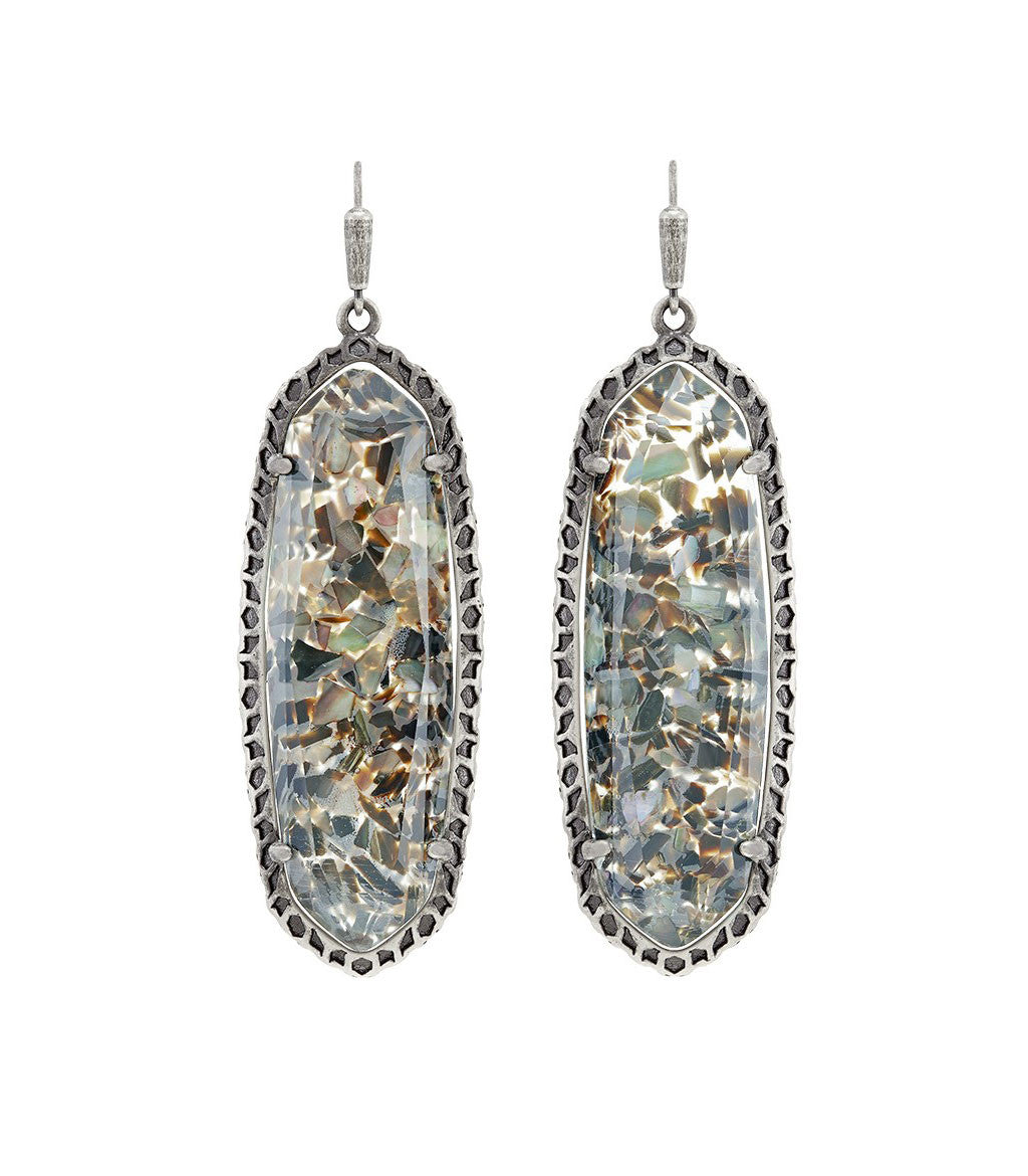 opal l faceted froman crushed pamela fiery diamond ethiopian earrings