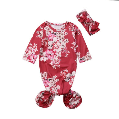 Crimson Rose Sleep Sack