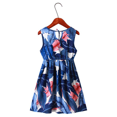 Ocean Palms Sundress