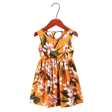 Summer Magnolia Sundress
