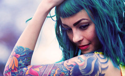 8 things you need to know about taking care of a new tattoo