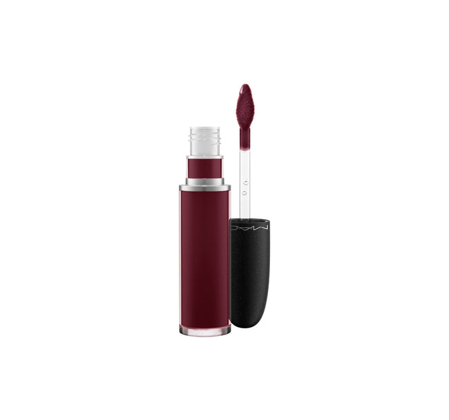 MAC Retro Matte Liquid Lipcolour - high drama