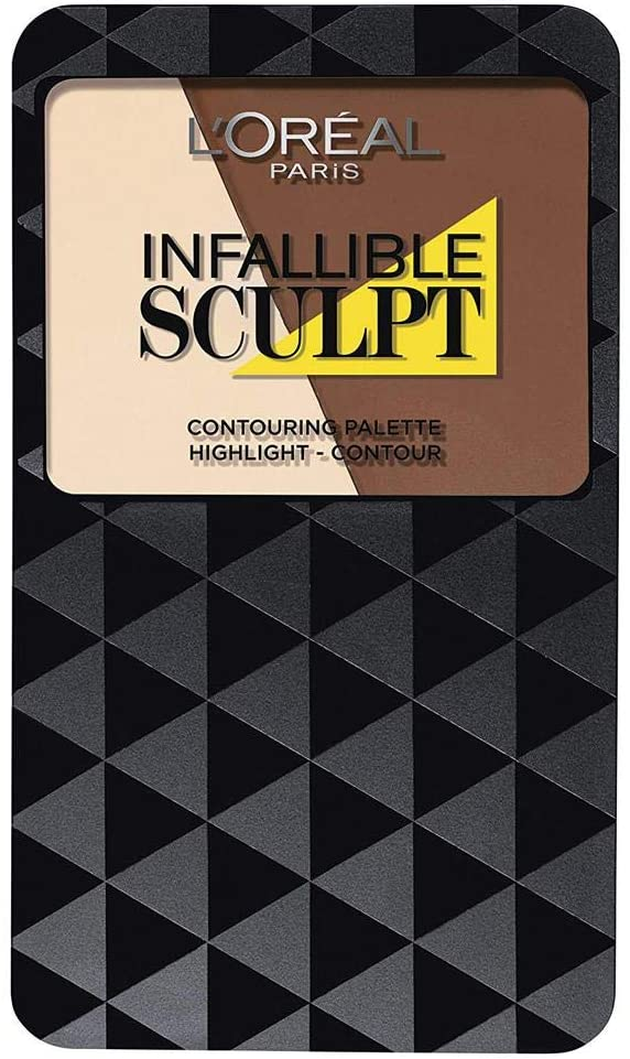 L'Oreal Paris Infallible Sculpting Palette Medium