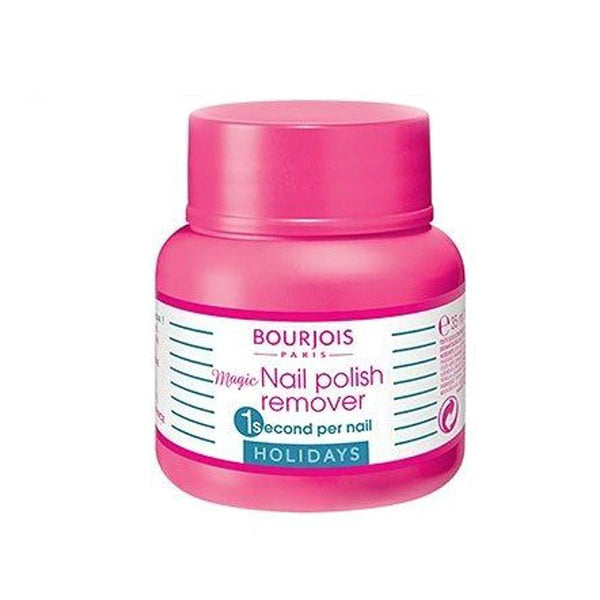 Bourjois 1 Second Magic Nail Polish Remover Holiday 35ml