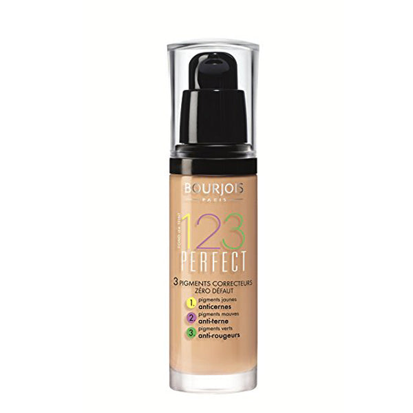 Bourjois 123 Perfect Foundation 56 Rose Beige