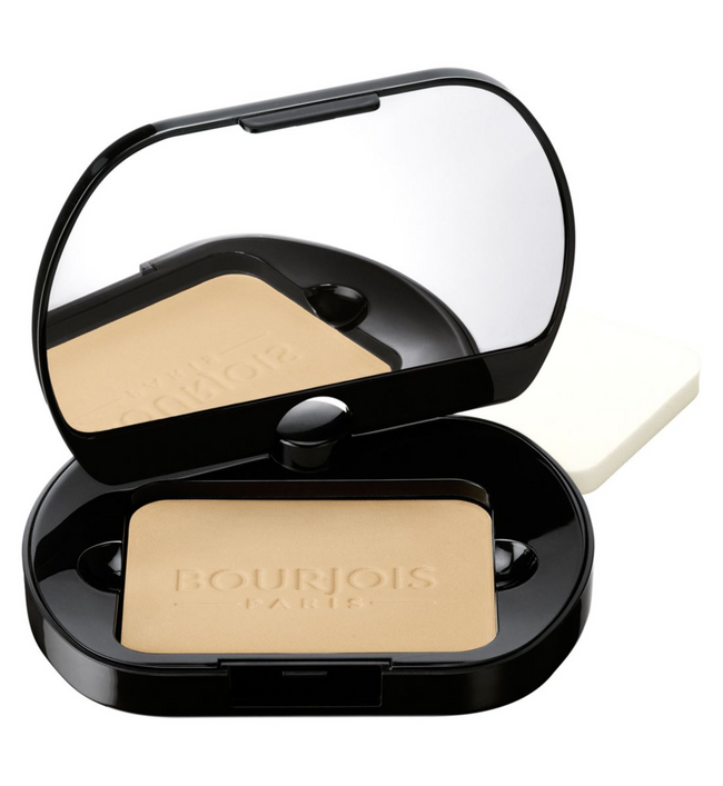 Bourjois Silk Edition Compact Powder 53 Golden Beige