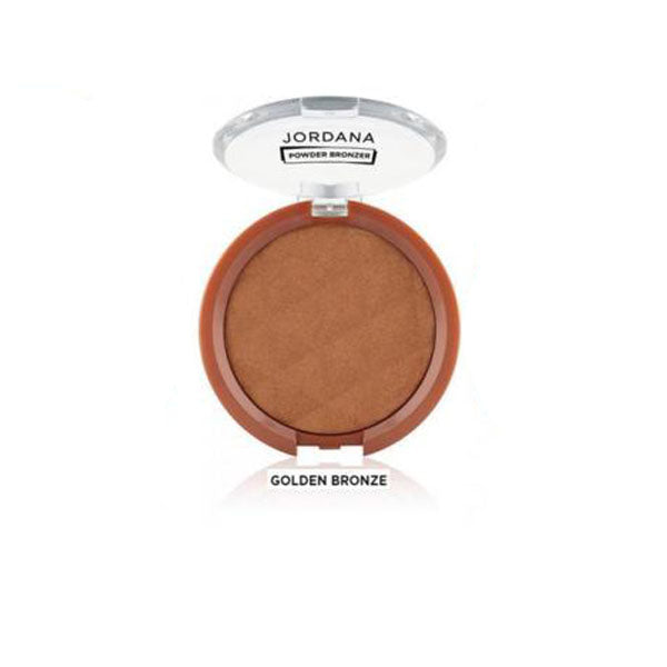 Jordana Powder Bronzer 02 Golden Bronze