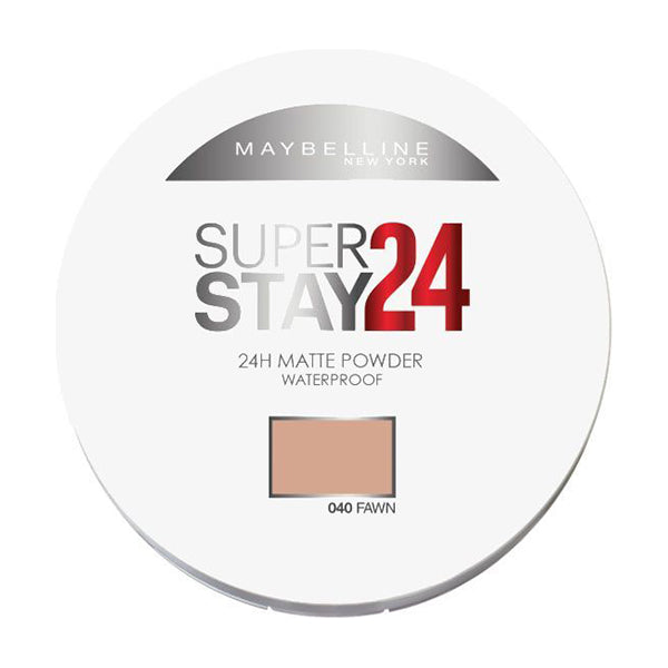 Maybelline SuperStay Matte Powder 40 Fawn