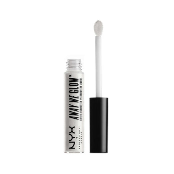 NYX Away We Glow Liquid Highlighter Moon Glow