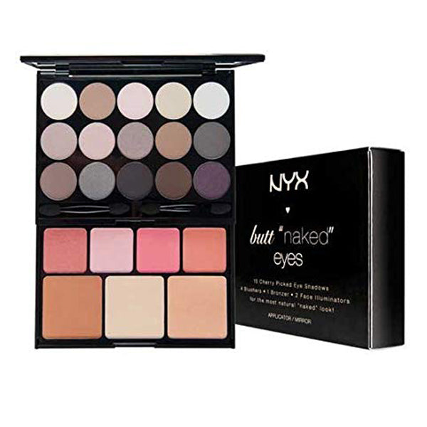 "NYX Butt ""Naked"" Makeup Palette"