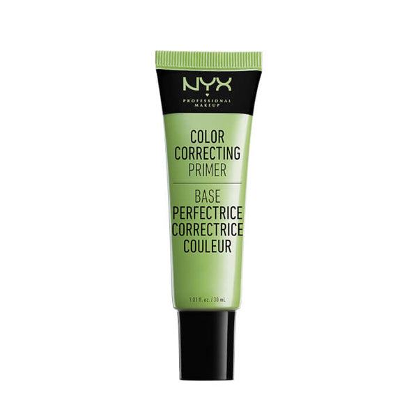 NYX Color Correcting Liquid Primer Green