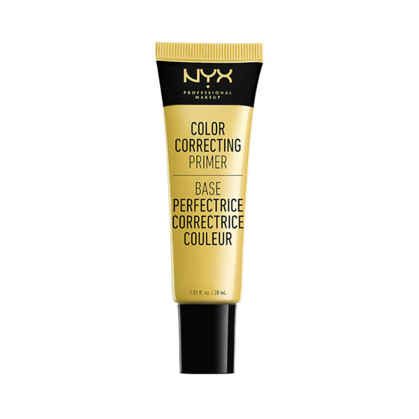NYX Color Correcting Liquid Primer Yellow