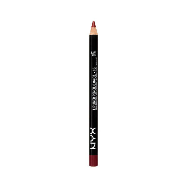 NYX Slim Lip Pencil Deep Red