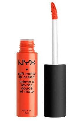 NYX Soft Matte Lip Cream San Juan 28