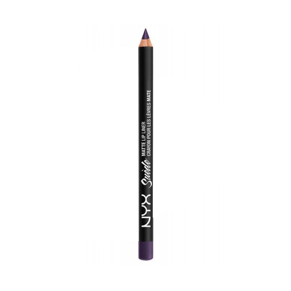 NYX Suede Matte Lip Liner Oh Put It On 20