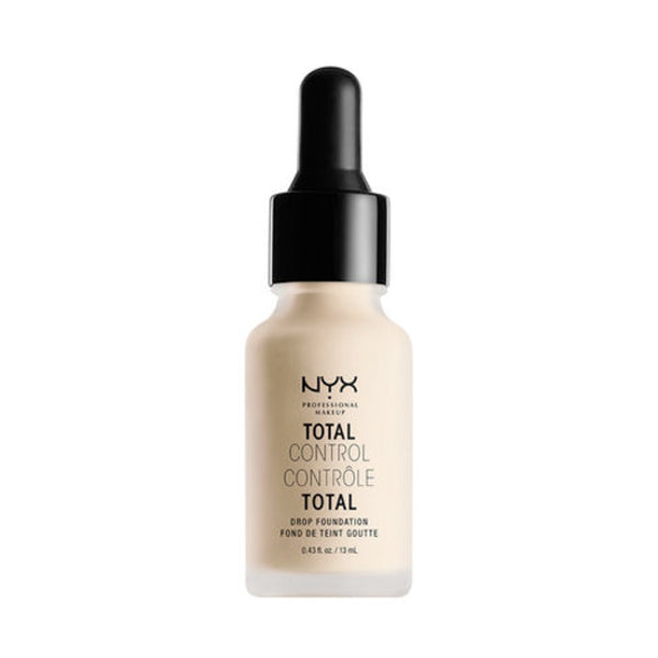 NYX Total Control Drop Foundation Alabster