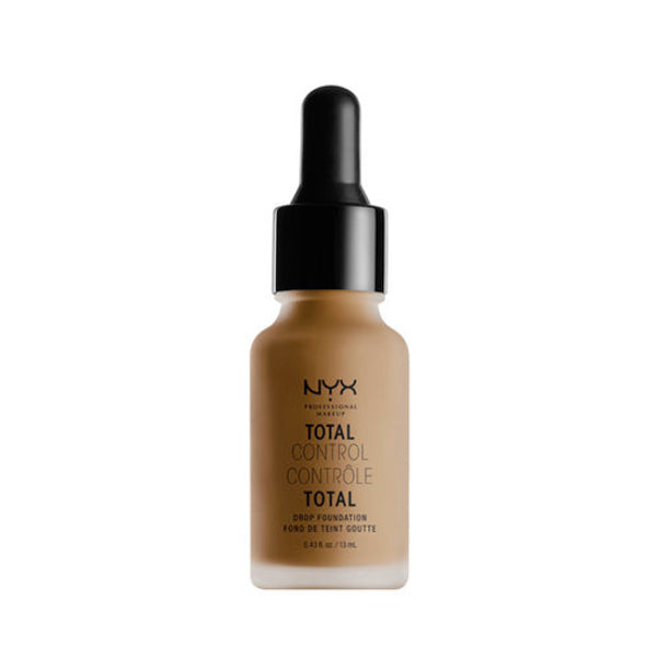 NYX Total Control Drop Foundation Deep Sable 18