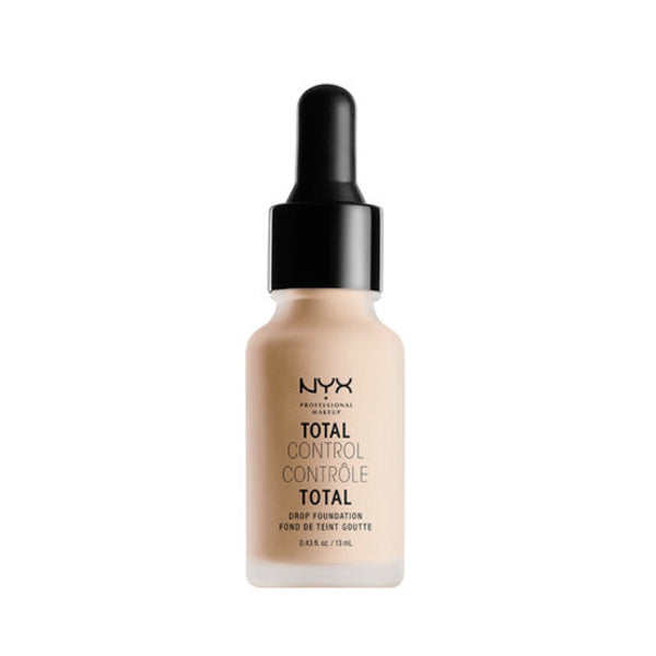 NYX Total Control Drop Foundation Light Ivory