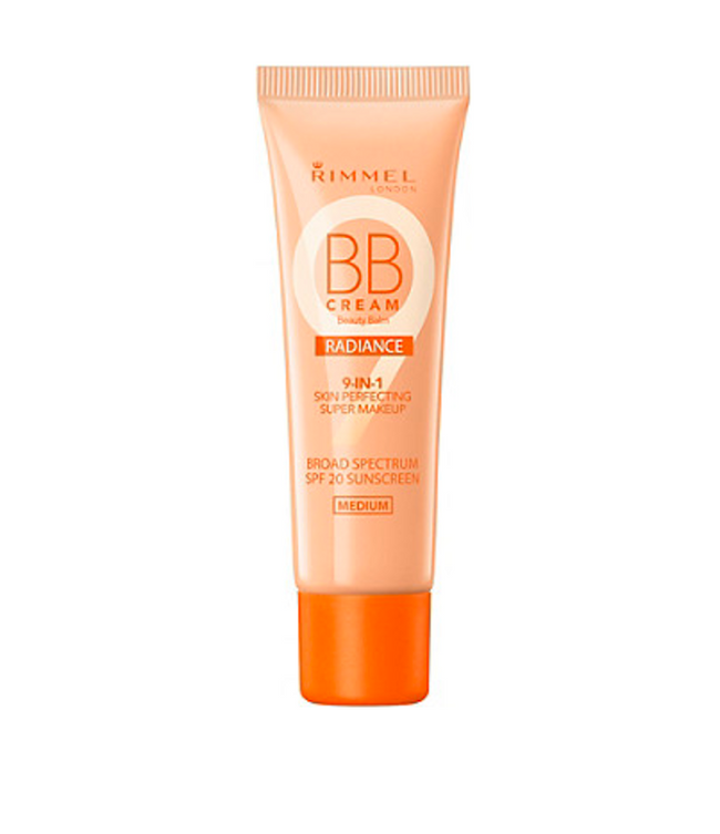 Rimmel London BB Cream SPF 20 Radiance 9 in 1 Medium 30ml