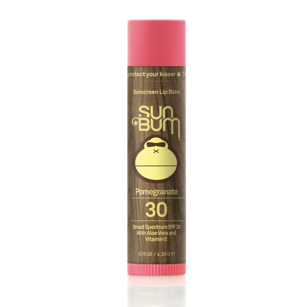 Sun Bum Lip Balm SPF 30 Pomegranate 4.25g