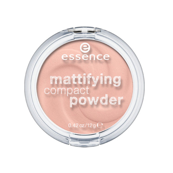 essence Mattifying Compact Powder 10 Light Beige