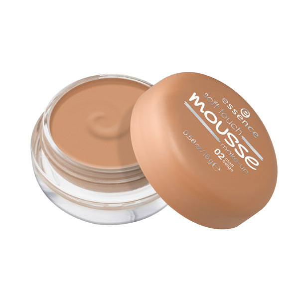 essence Soft Touch Mousse Make-up 02 Matt Beige