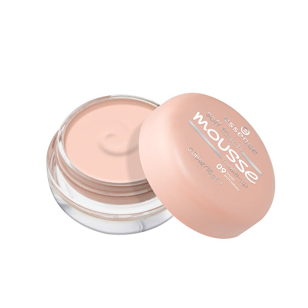 essence Soft Touch Mousse Make-up 09 Matt Porcelain