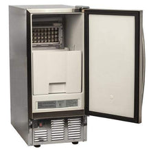 OIM450SS Outdoor Undercounter Clear Ice Maker - Stainless Steel