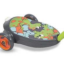 Huffy 18037P 6V 2 in 1 Bubble Scooter (Mermaid) Toy, Pink