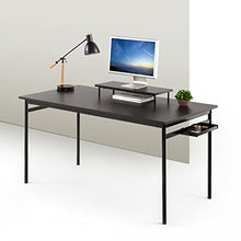 Computer Desk / Workstation in Espresso, Large