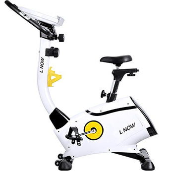 Upright Bike Magnetic Resistance Exercise Bike Indoor Stationary Bike D808