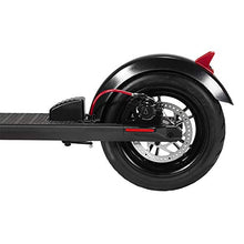 "Commuting Electric Scooter - 8.5"" Air Filled Tires - 15.5MPH & up to 12mile Range"