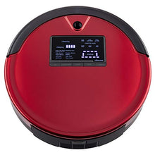 PetHair Plus Robotic Vacuum Cleaner and Mop, Rouge